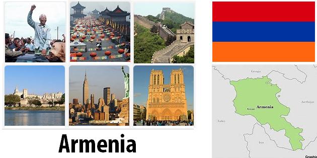 Armenia Old History