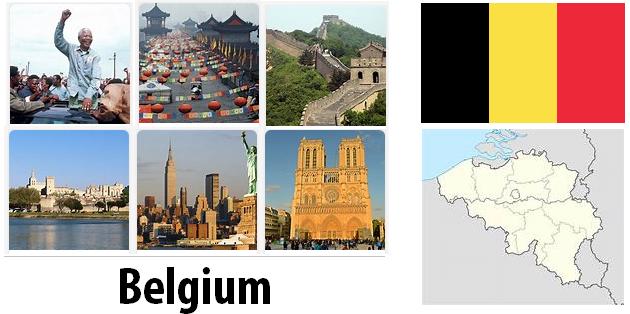 Belgium Old History