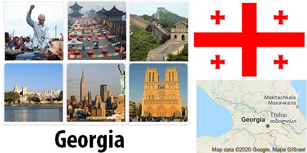 Georgia Old History