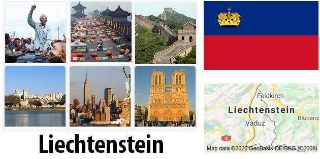 Liechtenstein Old History