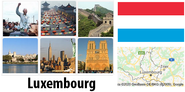 Luxembourg Old History