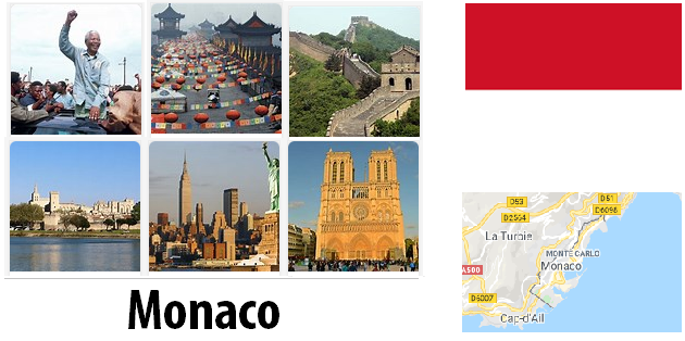 Monaco Old History