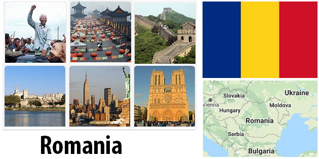 Romania Old History