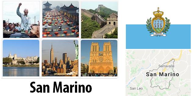 San Marino Old History