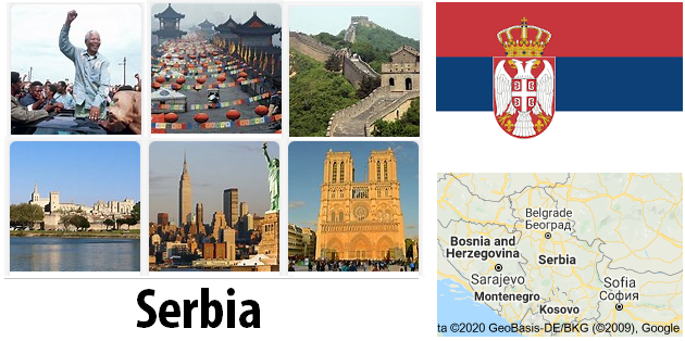 Serbia Old History