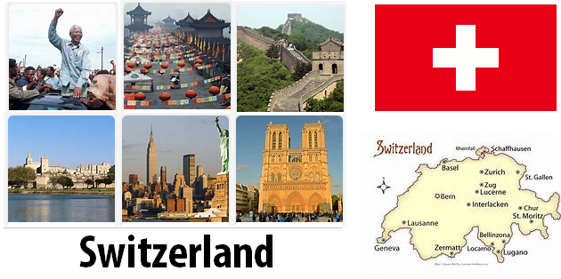 Switzerland Old History