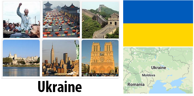 Ukraine Old History