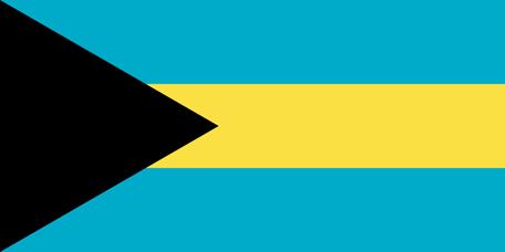 Bahamas Emoji Flag