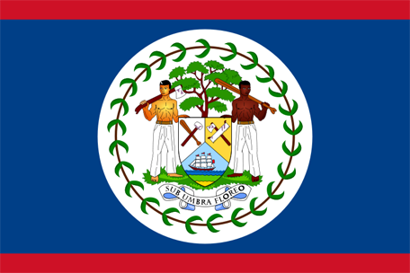 Belize Emoji Flag