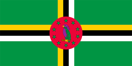Dominica Emoji flag