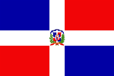 Dominican Republic Emoji Flag