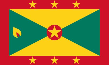 Grenada Emoji flag