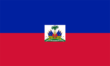 Haiti Emoji flag