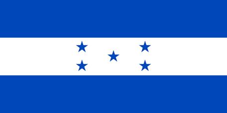 Honduras Emoji Flag