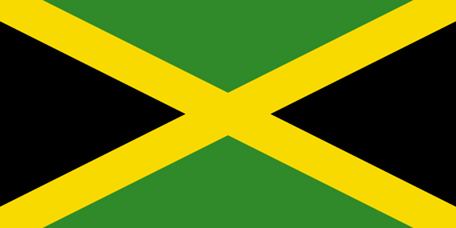 Jamaica Emoji Flag