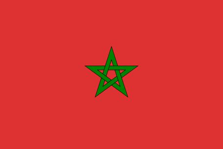 Morocco Emoji Flag