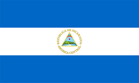 Nicaragua Emoji flag