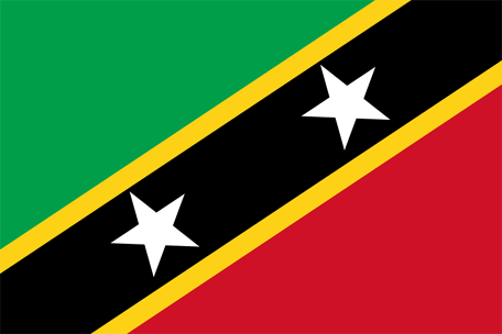 Saint Kitts and Nevis Emoji Flag