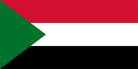 Sudan Emoji flag