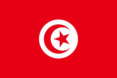 Tunisia Emoji Flag