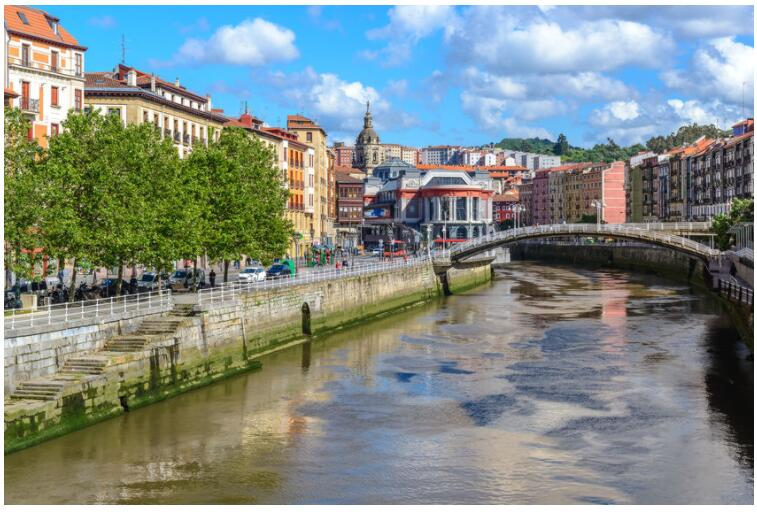 Best area to stay in Bilbao