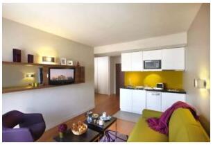 Citadines Les Halles - aparthotel in the heart of Paris