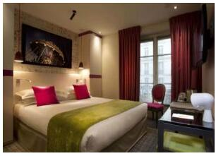 Hotel Atmospheres - close to Notre Dame