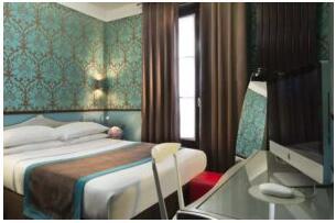 Hotel Design Sorbonne - great value for money