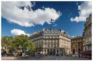 Hotel du Louvre - luxury hotel in a top location