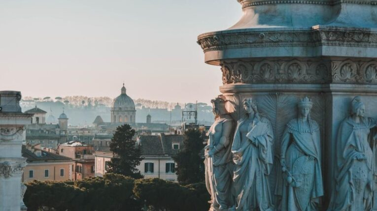 5 favorite attractions in Rome
