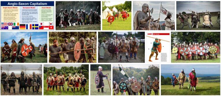 Anglo-Saxon America