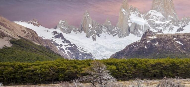 Best travel time for the Andes mountain range