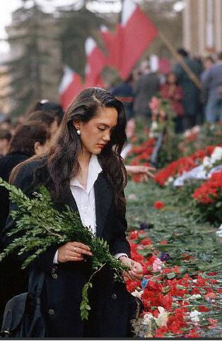 Georgia April 1989 events