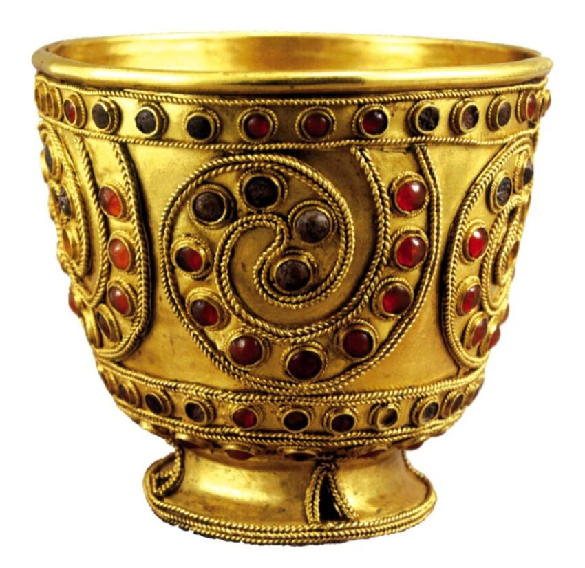 Georgia Golden mug