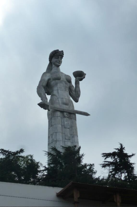 Kartlis Deda - Mother Georgia