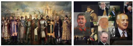 Russia Recent History