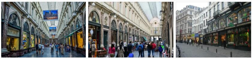 Shopping in Belgium