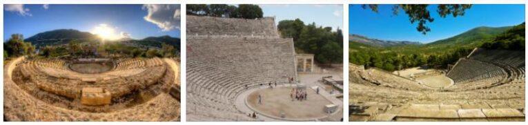 Ancient City of Epidaurus