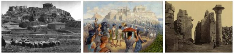 Greece Arts - from the Fourth Century to the Early Twentieth Century