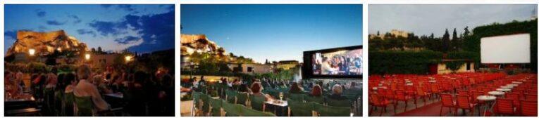 Greece Cinema