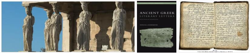Greece Literature - The Literary Influences of The West