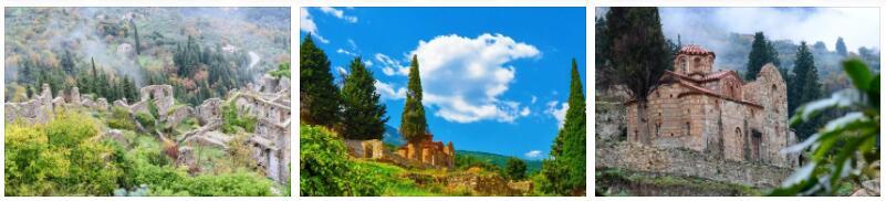 Mystras (World Heritage)