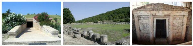 Vergina Archaeological Site